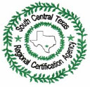 Link to South Central Texas Recgional Certification Agency